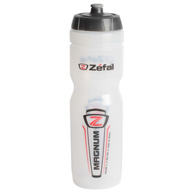 Zefal Magnum Drink Bottle 1000ml transparent